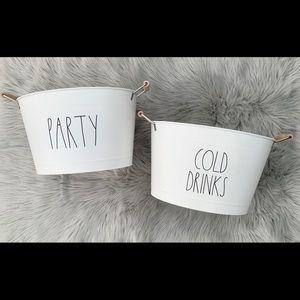 Rae Dunn Ice Buckets